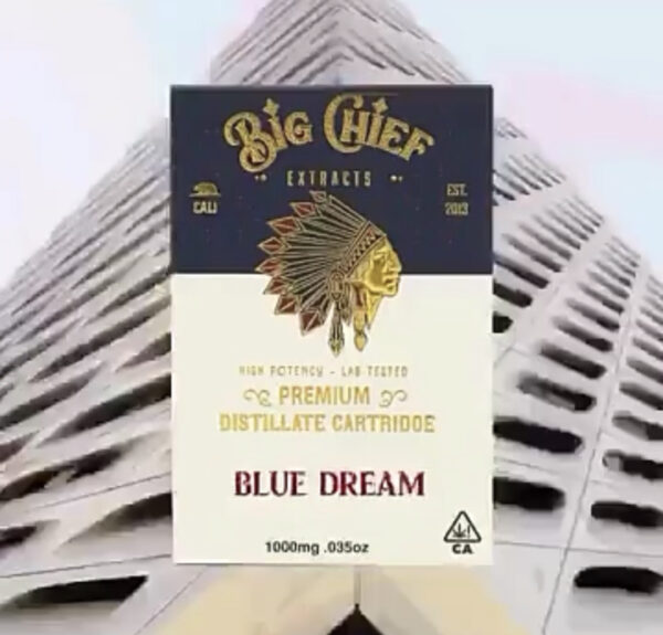 Big chief blue dream