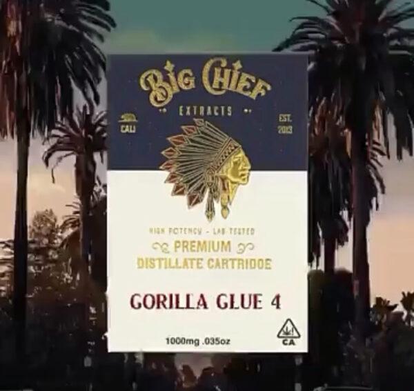 BIG CHIEF GORILLA GLUE4