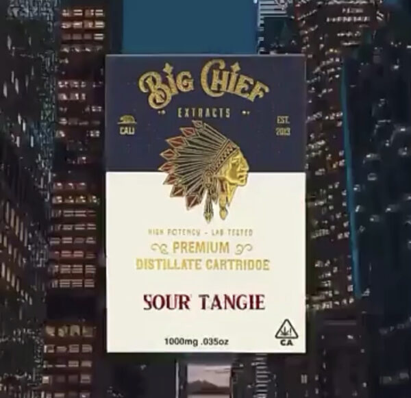 big chief sour tangie
